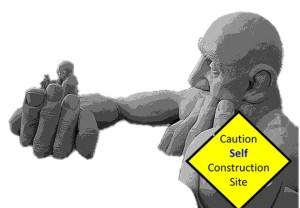 Self under construction